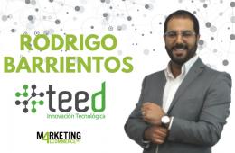 """Rodrigo Barrientos (Teed Innovación Tecnológica): """"El 92% de los usuarios de internet, buscan aprender en línea."""""""