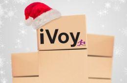 Tus envíos de temporada rápidos y seguros con iVoy Mensajería Express