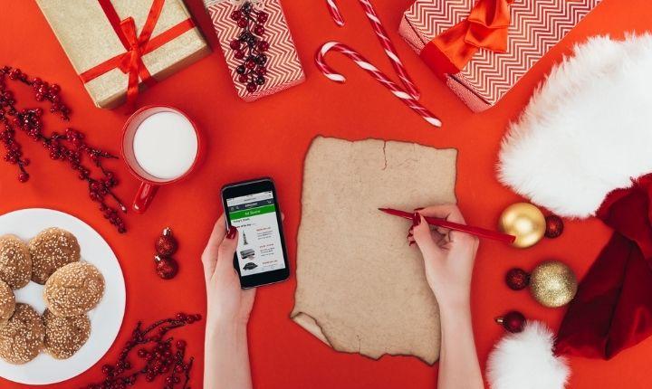 Una navidad distinta, una navidad online: encuentra de forma segura tus regalos vía online