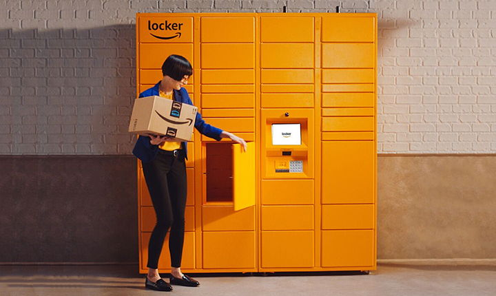 Amazon Hub Locker en México