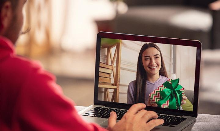videollamadas en navidad