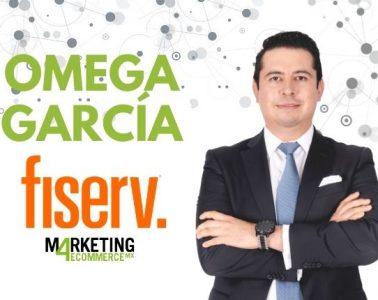 """Omega García (Fiserv): """"Contamos con productos y soluciones de pagos que permiten operar en un modelo omnicanal"""""""