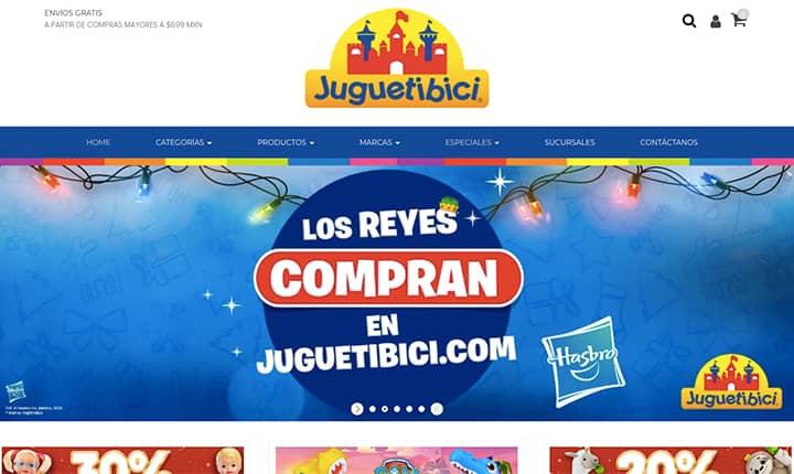 jugueterías online en México