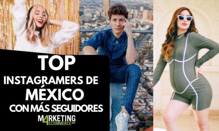 Top 10: los instagramers mexicanos con más seguidores en el mundo
