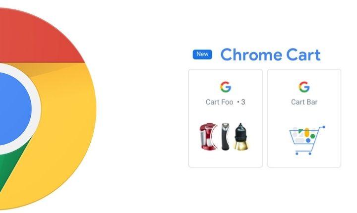 """Google prueba """"Chrome Cart"""", una nueva experiencia de compra integrada en el navegador"""