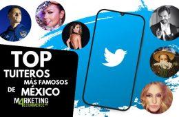 tuiteros más famosos en México