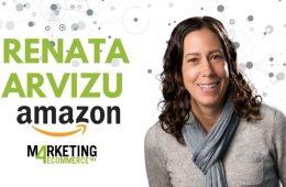 Renata Arvizu, líder de Marketplace Amazon México