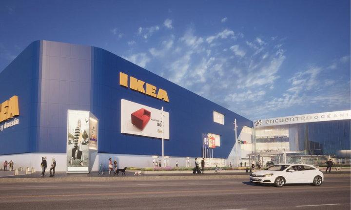 tienda Ikea México