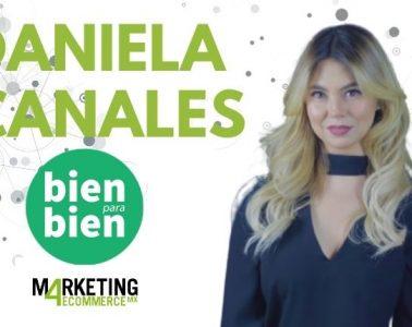 """DANIELA CANALES (Bien para Bien) """"Creemos que la tendencia hacia una digitalización bancaria se acentuará tras esta crisis"""""""
