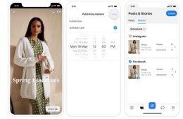 Facebook potencia su Business Suite con la programación de stories y nuevas funcionalidades para su app