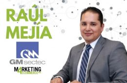 Raúl Mejía, VP Internacional Operations GM Sectec