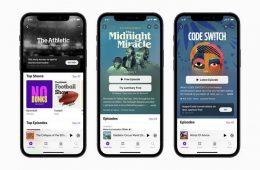 Apple lanza un nuevo servicio de suscripción de pago para creadores de podcasts