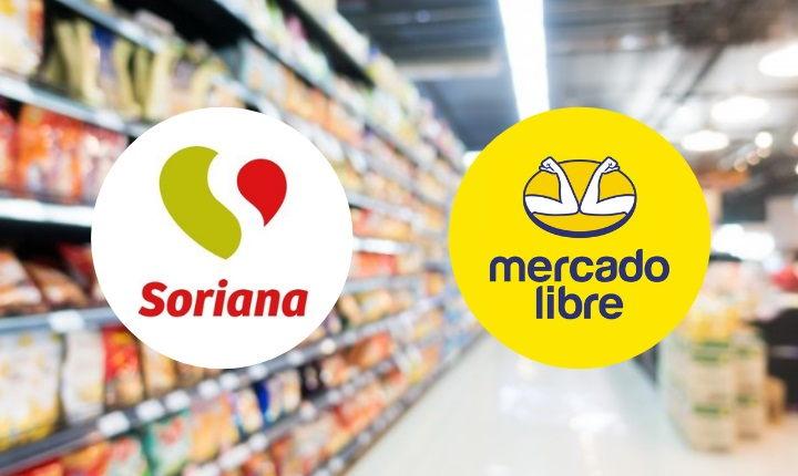 Mercado Libre y Soriana