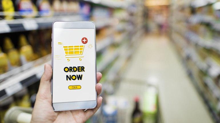 Ventas de supermercados online