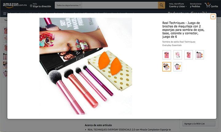 Fotografía para eCommerce