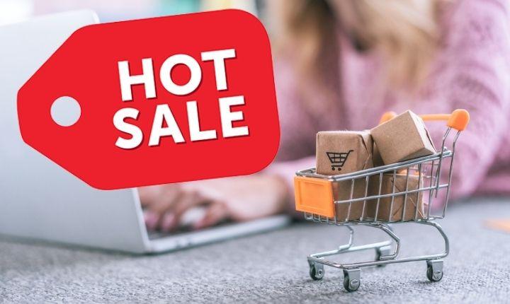 El HotSale 2021 tuvo un 35% más de consumidores online, con categorías como Hogar, Electrónicos y Deportes como favoritas