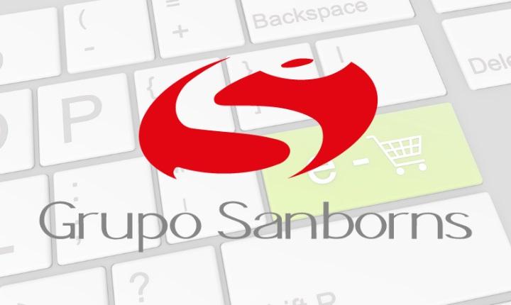 eCommerce de grupo Sanborns.