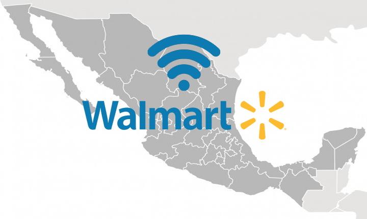 internet de Walmart