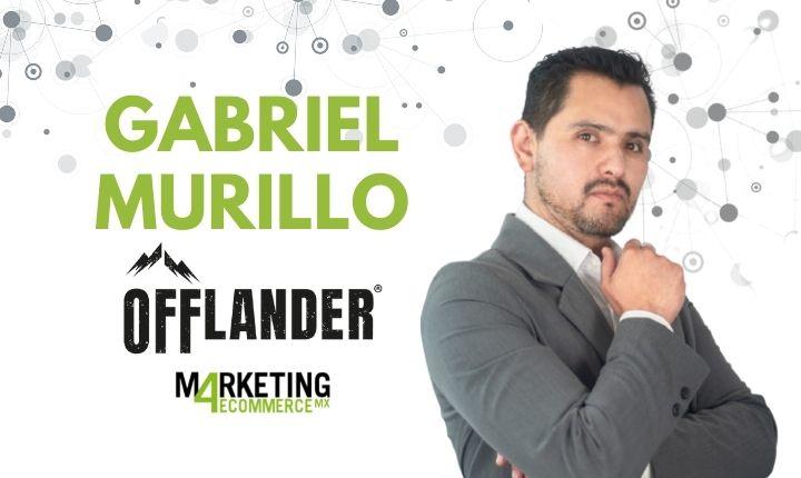Gabriel Murillo CEO Offlander