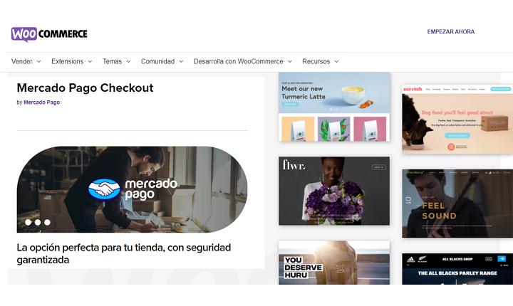 Mercado Pago y WooCommerce