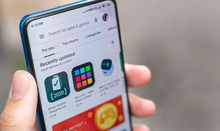 Instalaciones de apps móviles