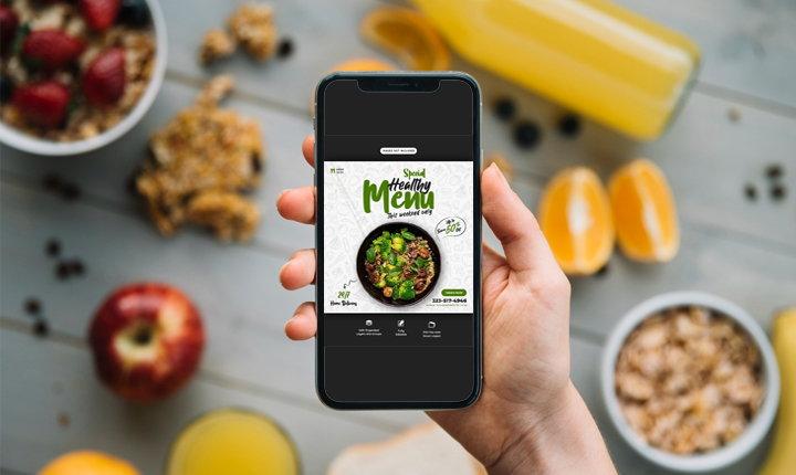 aprovechar apps de comida a domicilio