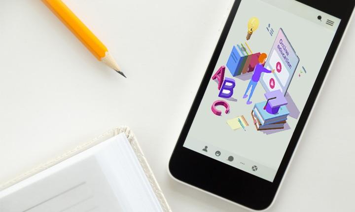 Apps móviles de educación