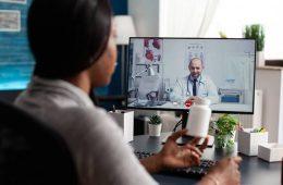 Salud vía online