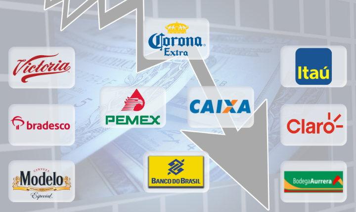 marcas más valiosas de Latinoamérica