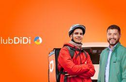 socios repartidores de DiDi