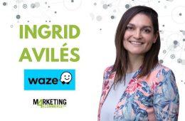 """Ingrid Avilés (Waze) """""""