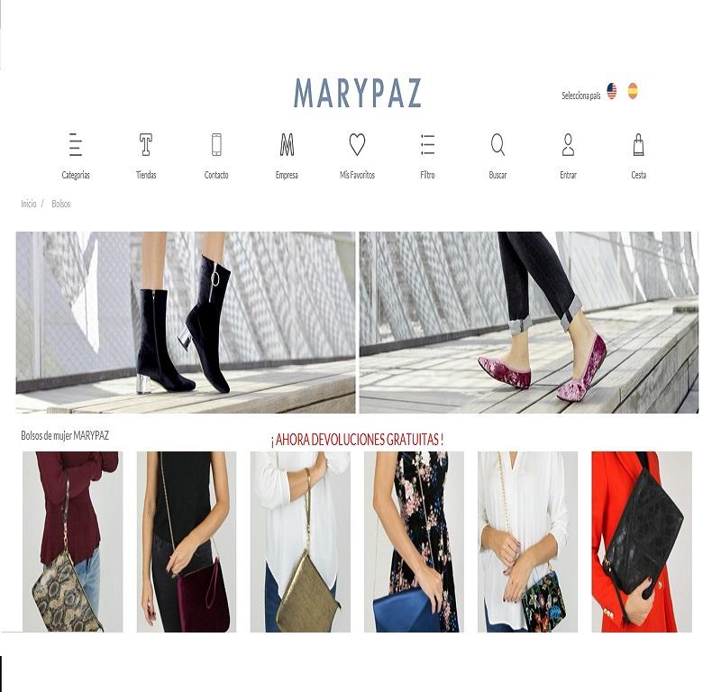 Zapatos y complementos MaryPaz