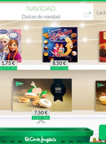 app supermercado el corte inglés