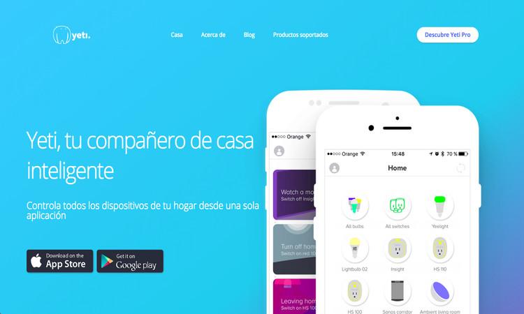 app Yeti