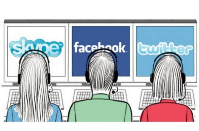 redes sociales para atención al cliente