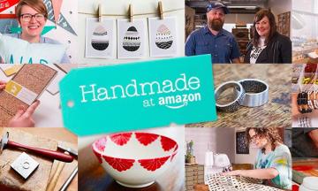 Amazon Handmade: comercio electrónico para artesanías