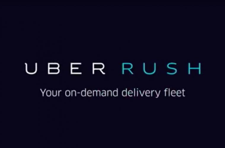 El servicio de entrega UberRUSH se estrena en EUA