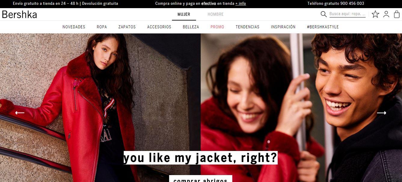 bb0091818b Bershka tienda online: opinión, análisis y valoración - Marketing 4 ...