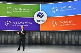 Ford Motor Co. prepara una app integral para usuarios de coches Ford