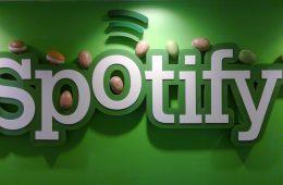 vídeos en Spotify