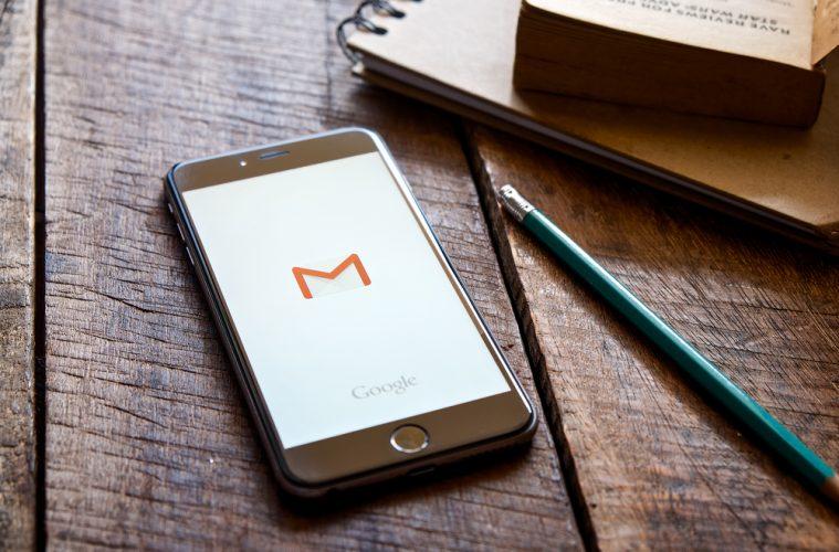 El servicio de correo Gmail supera los mil millones de usuarios activos al mes