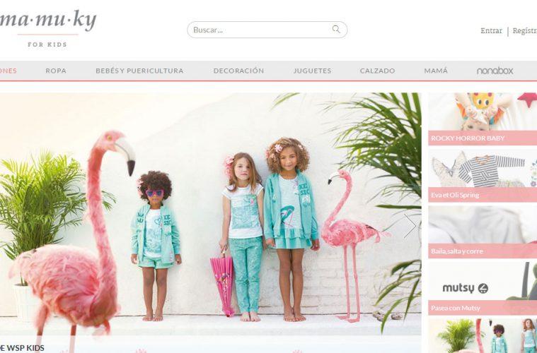ef83b72c Mamuky, tienda online de ropa infantil | Marketing 4 Ecommerce