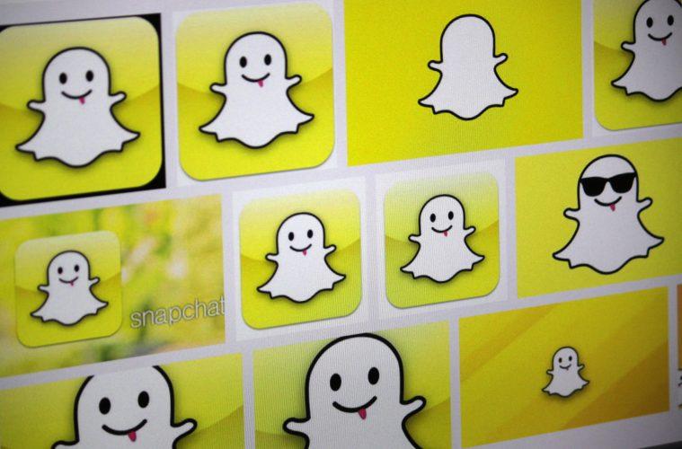 financiación de snapchat discover