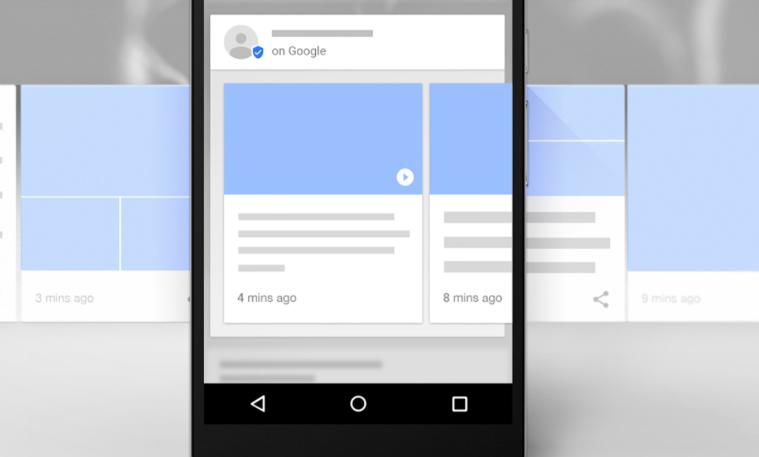 Google Post, una nueva red social diseñada para compartir resultados de búsquedas