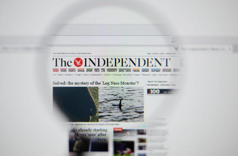 El famoso diario The Independent abandona el formato de papel