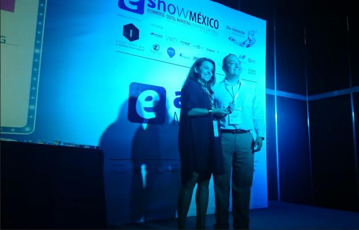 la agencia española de marketing digital Elogia, premiada en México