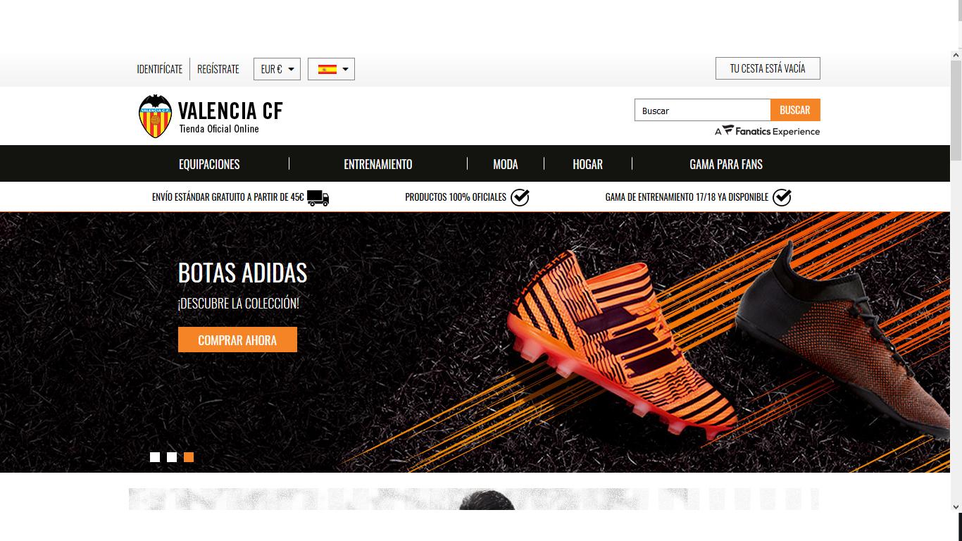 deportes Valencia CF