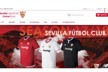 Compra en el Sevilla FC