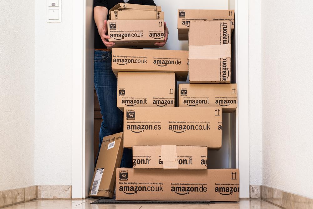 Amazon vendió más de mil millones de artículos
