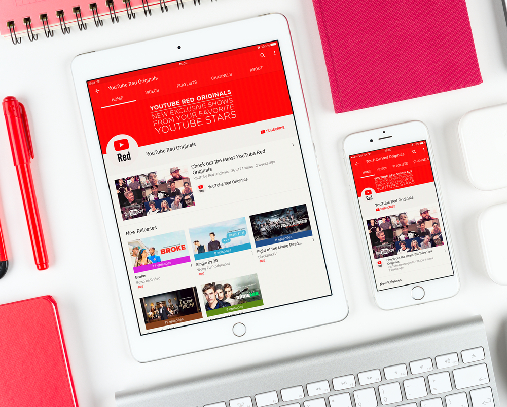 YouTube Red llegará a Europa
